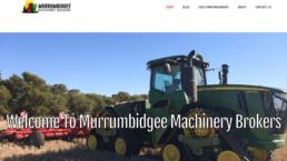 Murrumbidgee Machinery Brokers