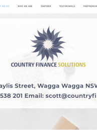 Country Finance Solutions