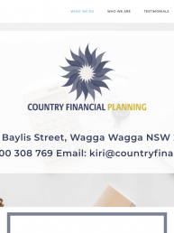 Country Financial Planning