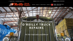 O'Reilly Truck Repairs